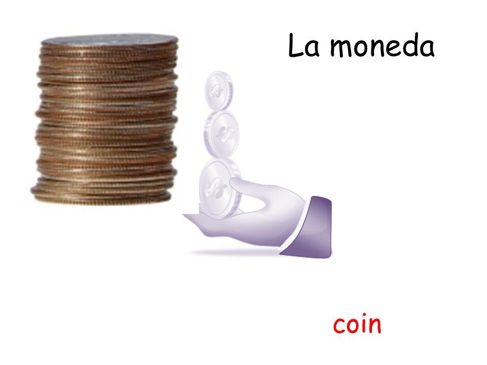El billete bill/bank note