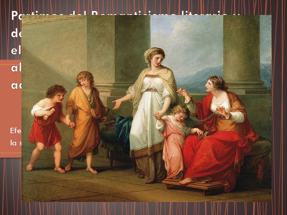 Efectivamente, el Neoclasicismo de la segunda mitad del siglo XVIII