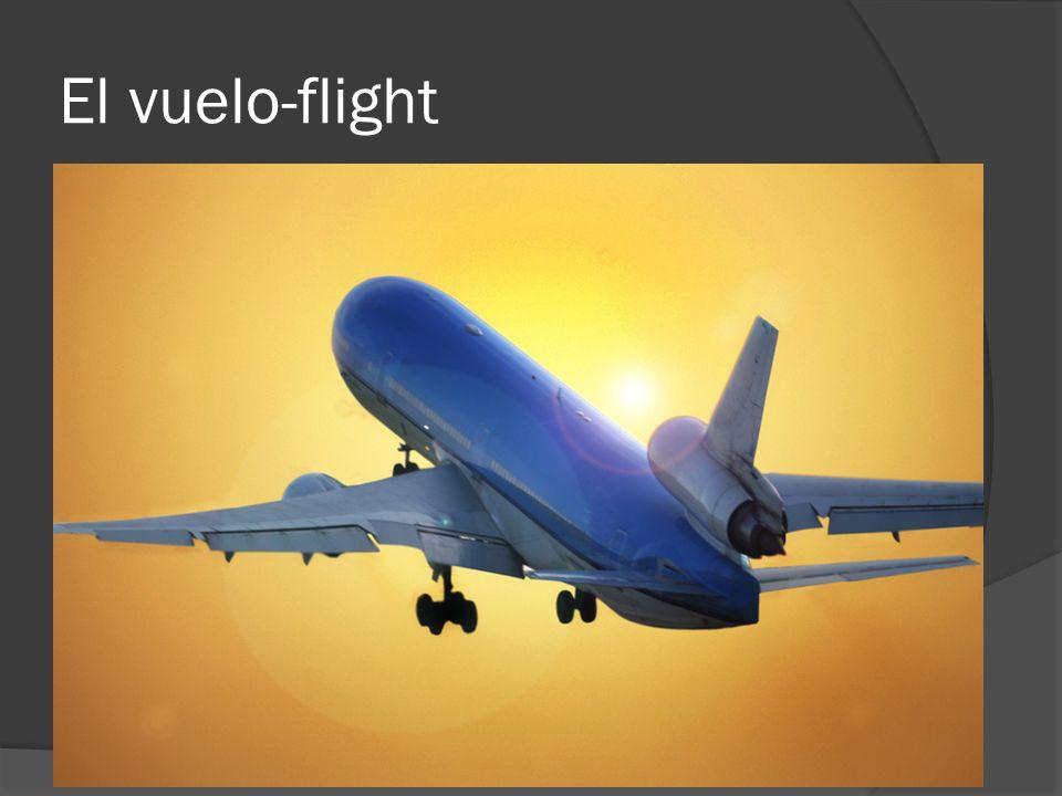 El vuelo-flight