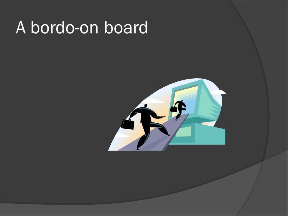 A bordo-on board