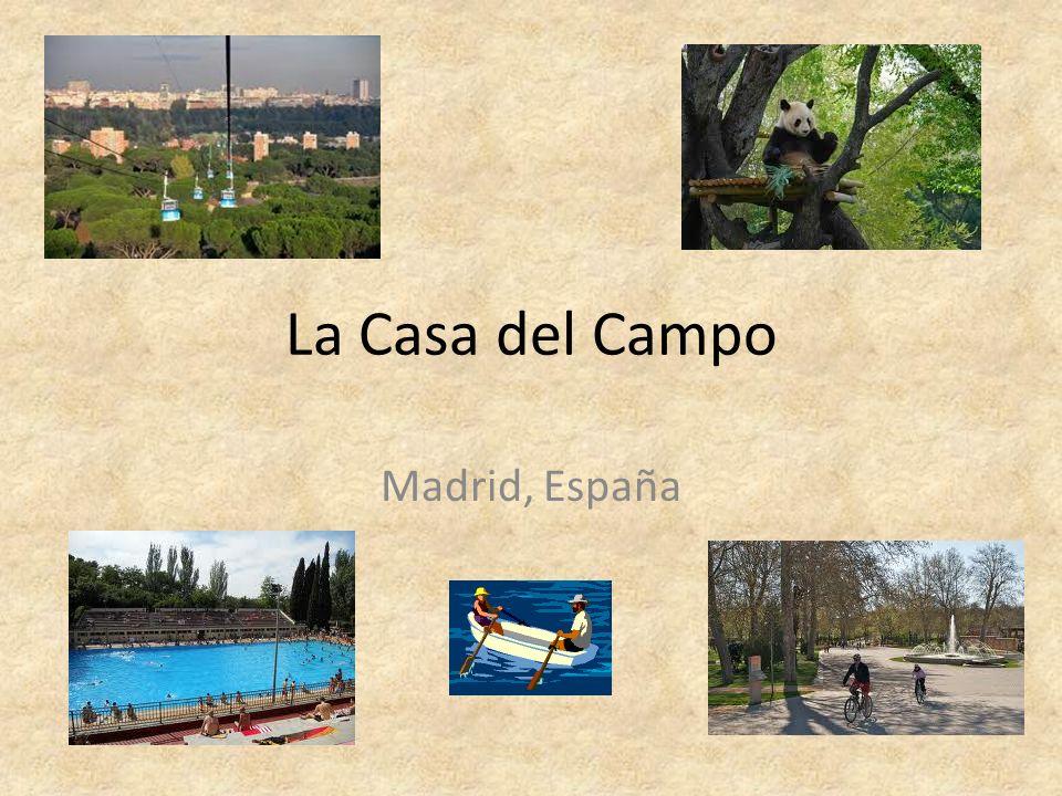 El Lago Metro: Lago Es artificial – del año 1563 Es una zona deportiva para practicar el piragüismo(canoeing) y triatlón.