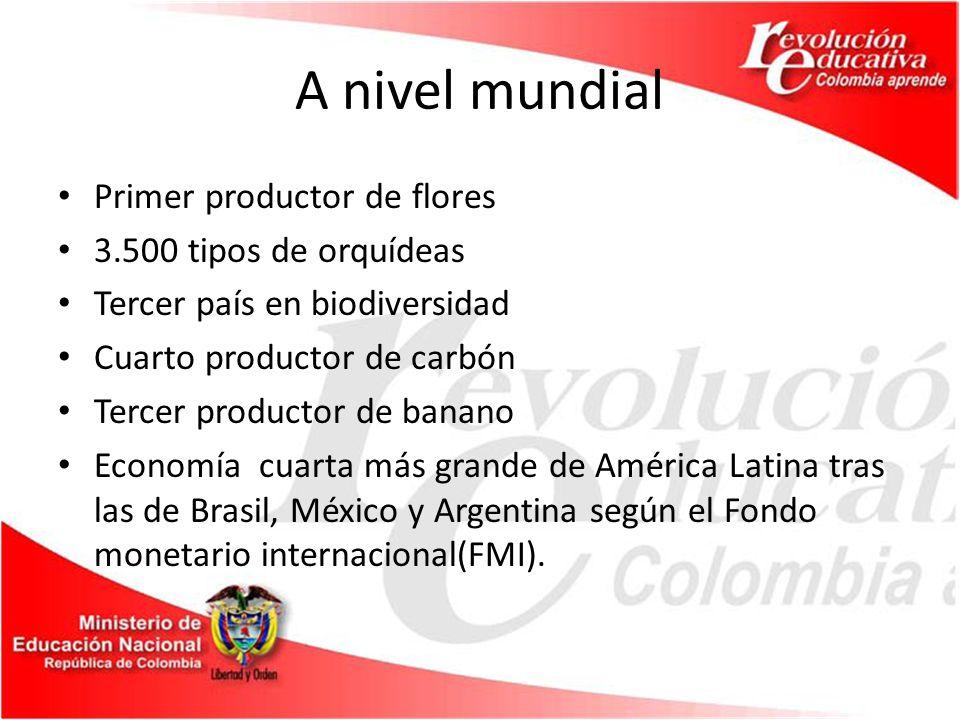 Apertura y globalización colombiana sorteo con relativo éxito la crisis que afecto a la mayoría de los países latinoamericanos en la década perdida (años 80) del siglo XX.