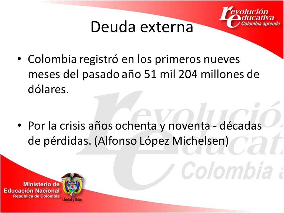 LA MONEDA (Peso colombiano)