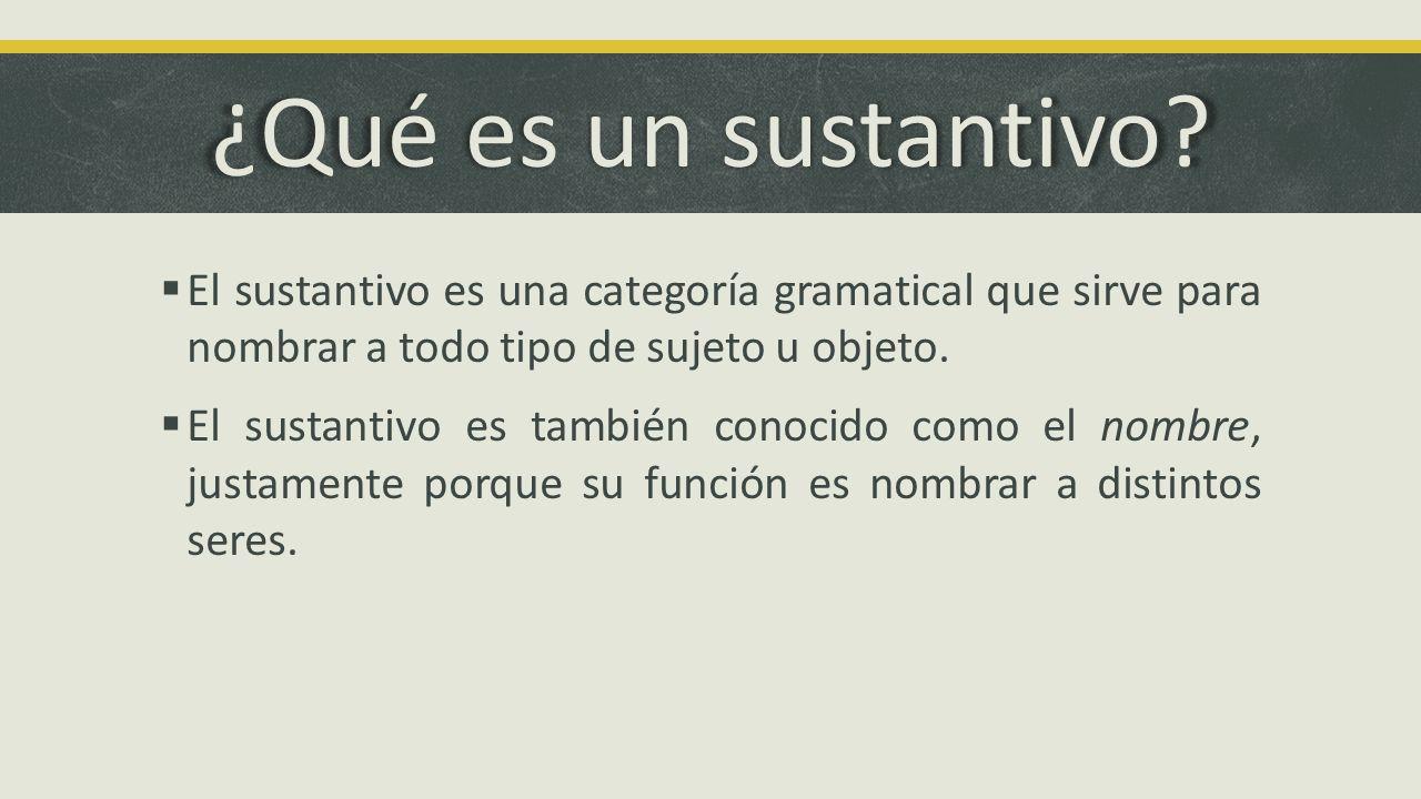 Compuestos Sustantivo compuesto: es el que está formado por más de una palabra.