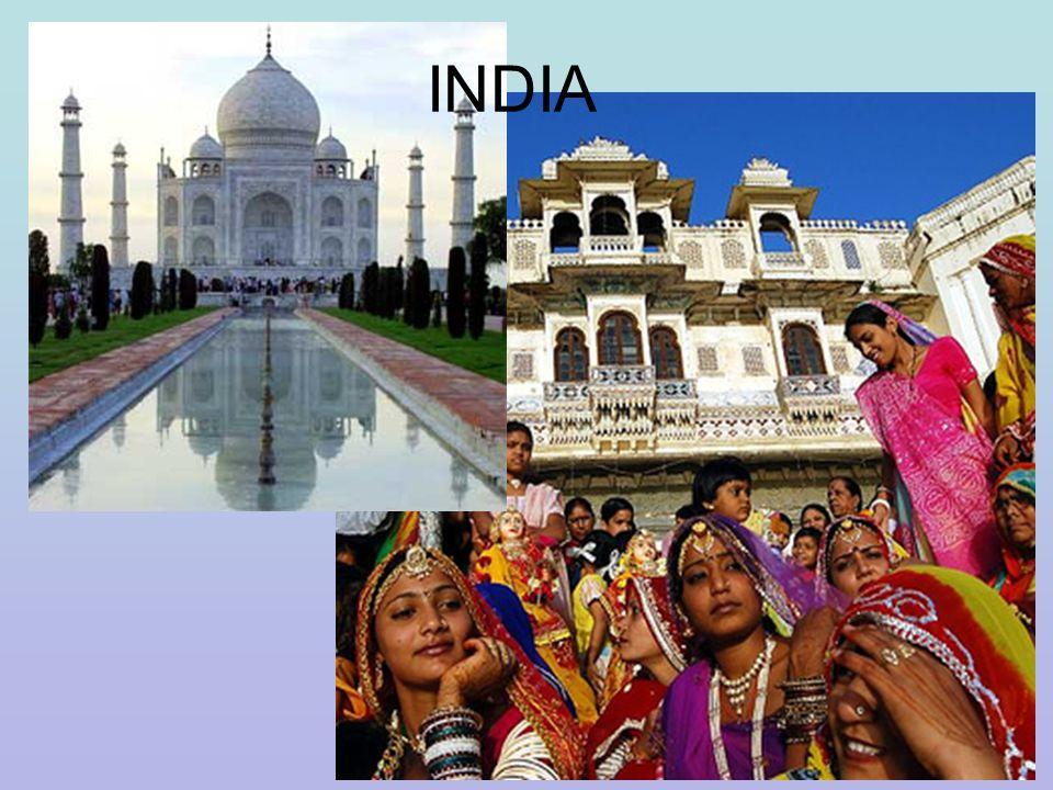 1950 India se convierte en republica La India se convierte en la sexta energía atómica del mundo.