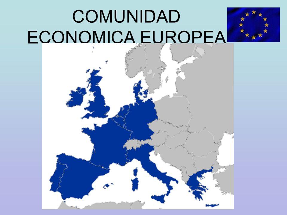 1951Seis países firman el tratado constitutivo de la comunidad europea del carbón.