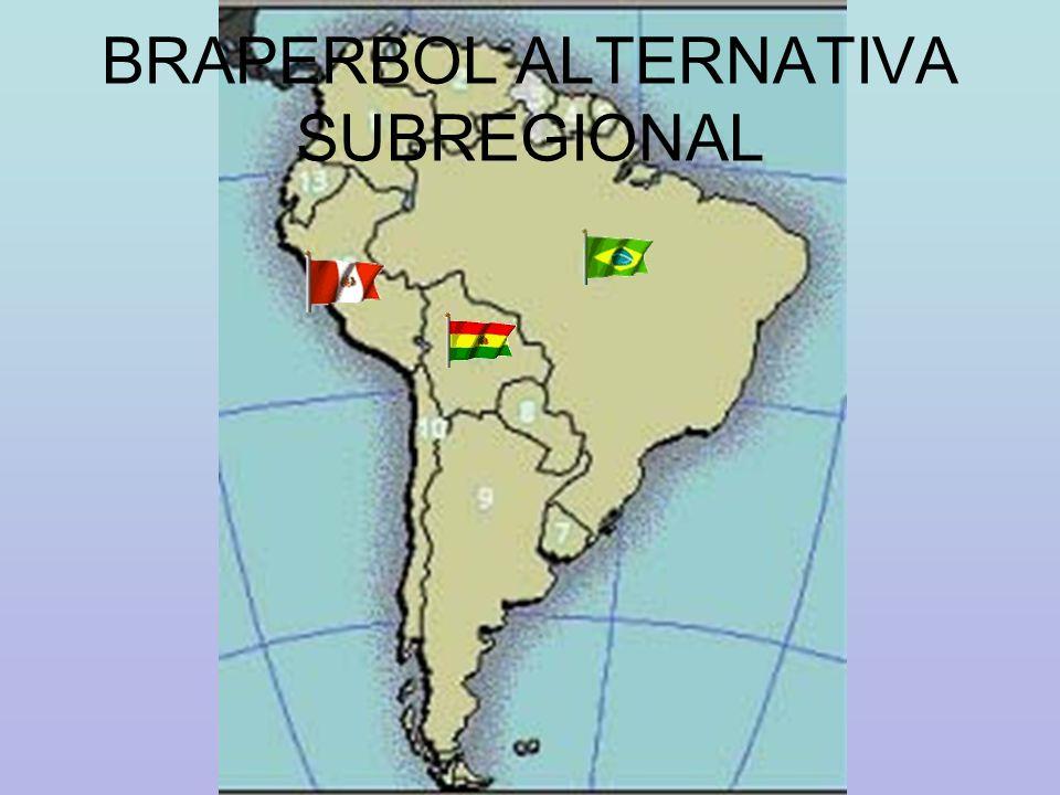 BRASIL Marcha hacia el Oeste. No se presentan como hostiles, pero van penetrando.