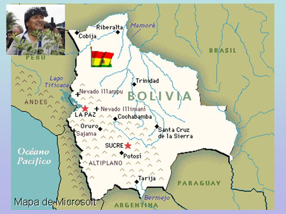 BOLIVIA Origina una peligrosa xenofobia entre países vecinos.