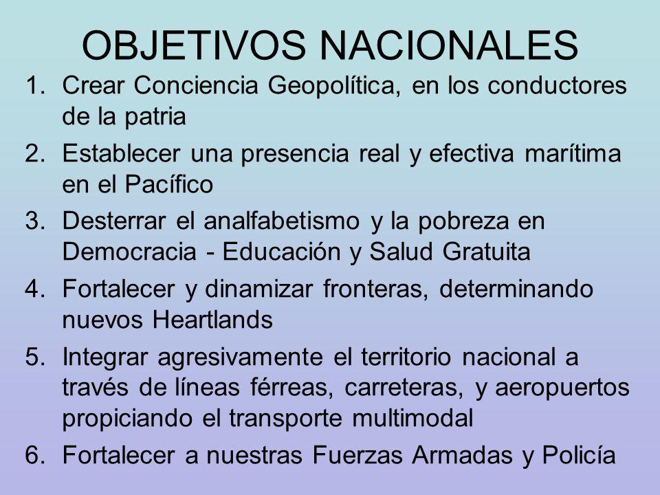 CONCLUSIONES 1.Apoyar decididamente y sin limitación a nuestras autoridades olvidando la política partidista hasta las próximas elecciones en beneficio de los habitantes bolivianos.