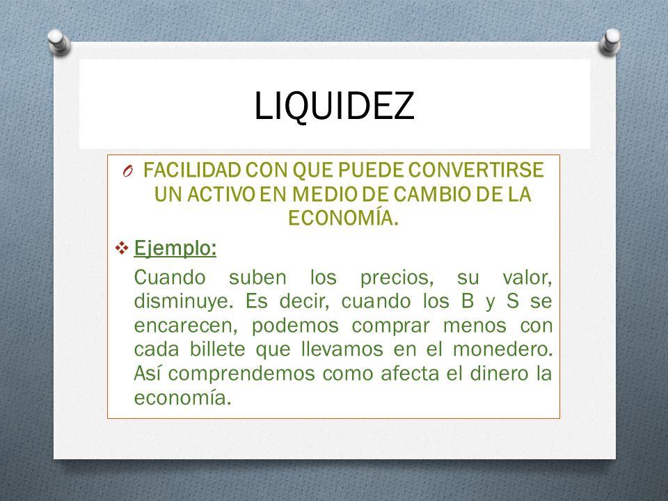 LOS BANCOS Y LA OFERTA MONETARIA Oferta monetaria: Es la encargada de controlar el la cantidad de dinero que dispone la economía.