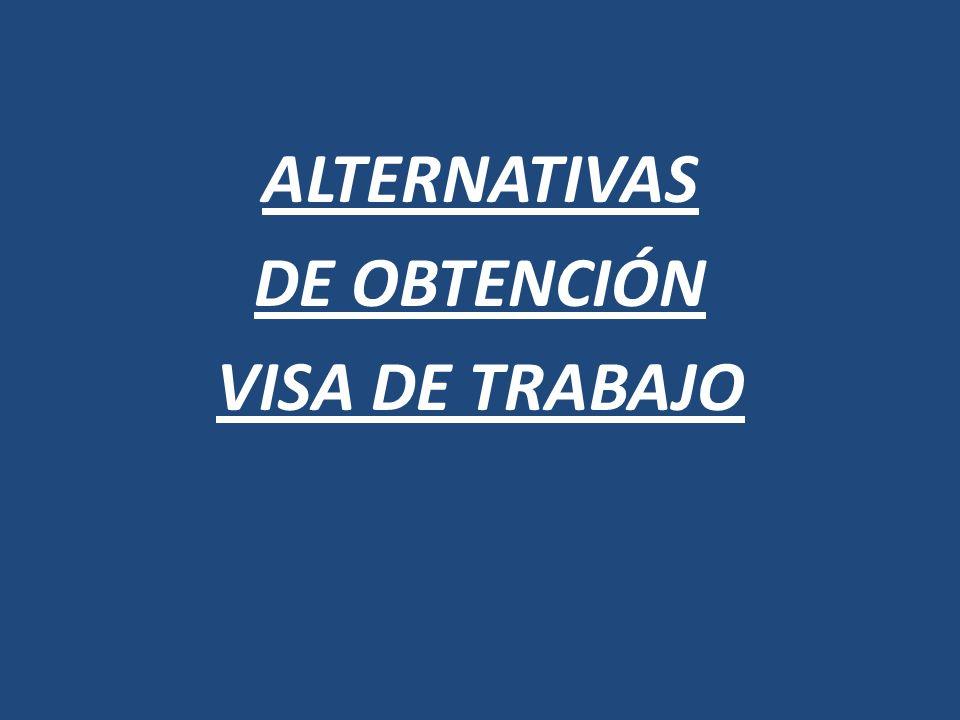 OPCIÓN 1: Consulado del Ecuador en Madrid Validez: Hasta por 2 años, renovables.