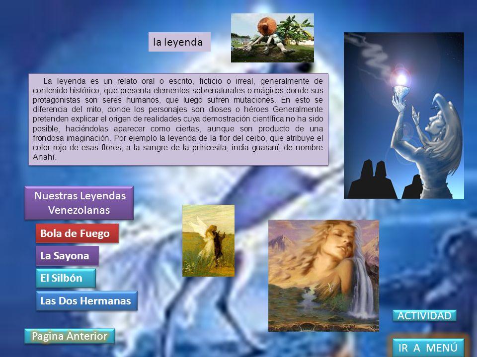 Actividad Escribe un Poema de tu propia autoría que haga referencia a la Bellezas Naturales de Nuestro País Venezuela.
