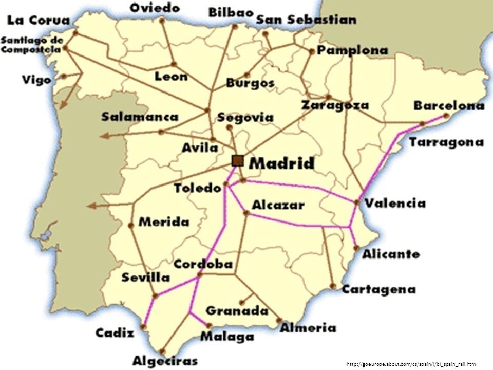Rapidez : El viaje es mucho más corto Puntualidad: No comparte la línea con otros trenes y por tanto no tiene que esperar Comodidad: Espaciosos, con asientos bien diseñados Mas oferta para los turistas: por ejemplo, se puede ir y volver a Madrid en un solo día