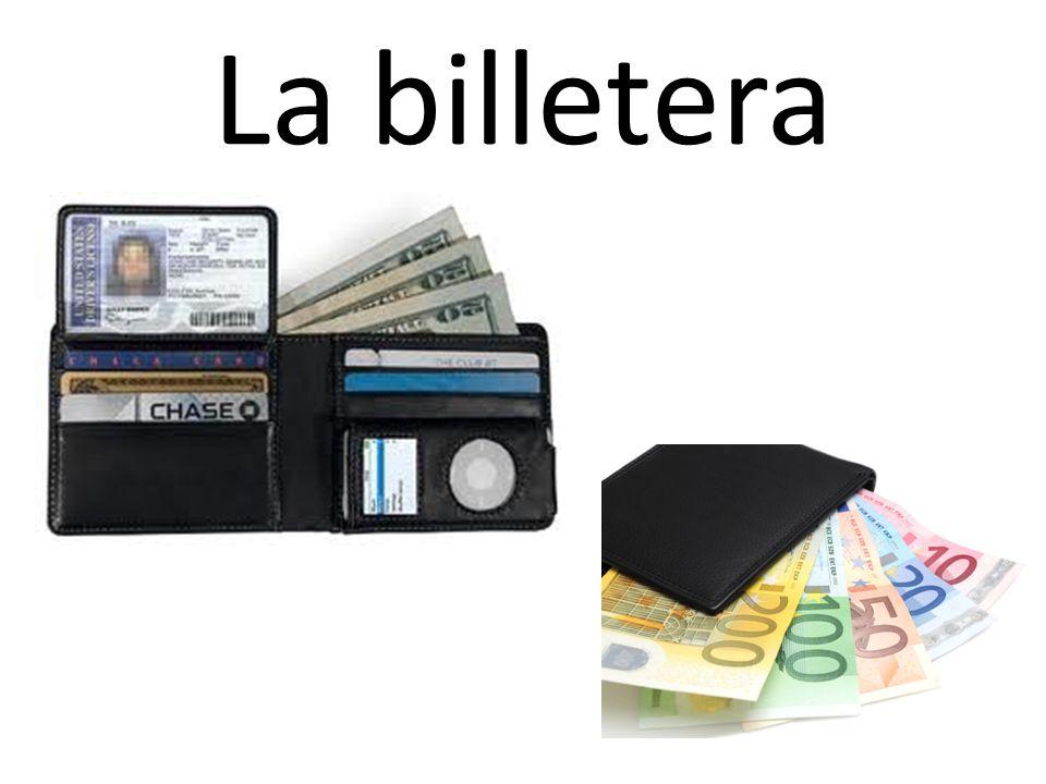 La billetera
