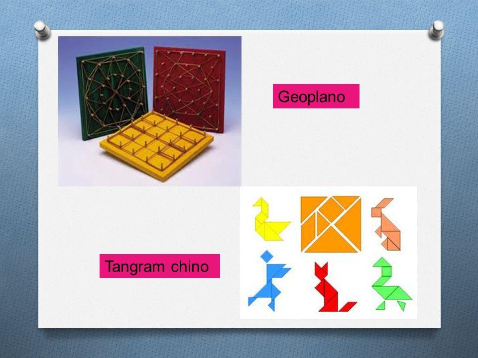 Tangram chino Geoplano