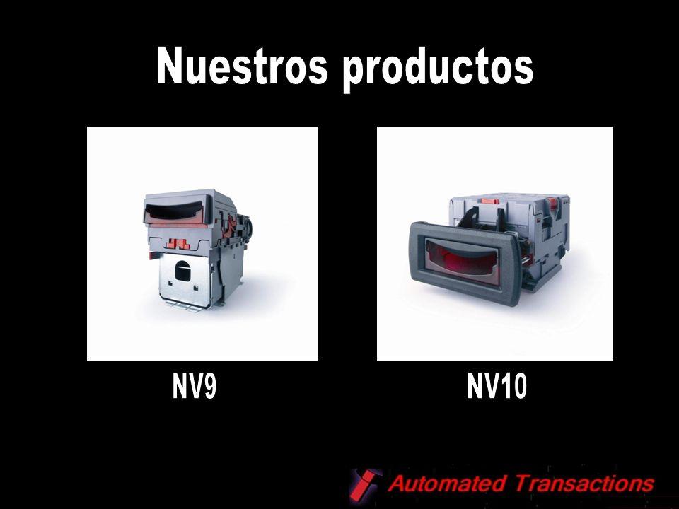 Compatible eléctrica * y mecánicamente con el NV7.