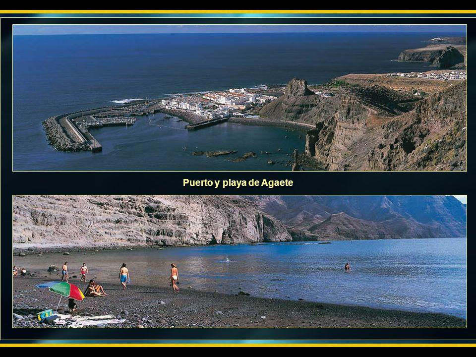 Playa del Cabrón en Aguimes