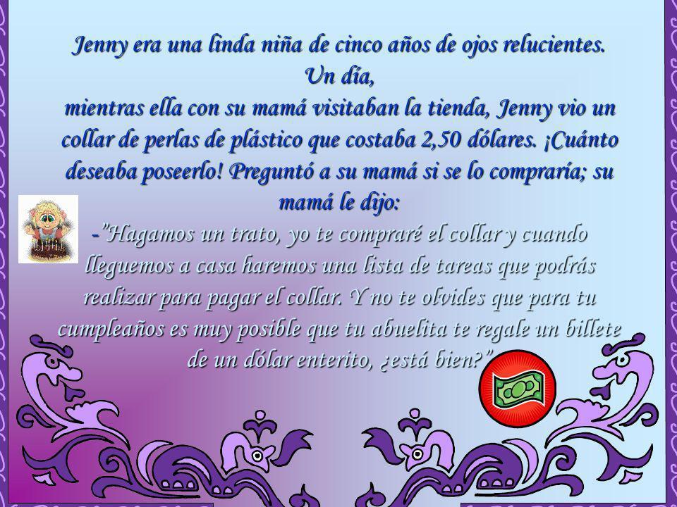 (Un relato sencillo para comprender mejor el tema del desapego) Texto de Carmen Egusquiza Mónica Heller para el Curso El arte de perdonar. www.oracion