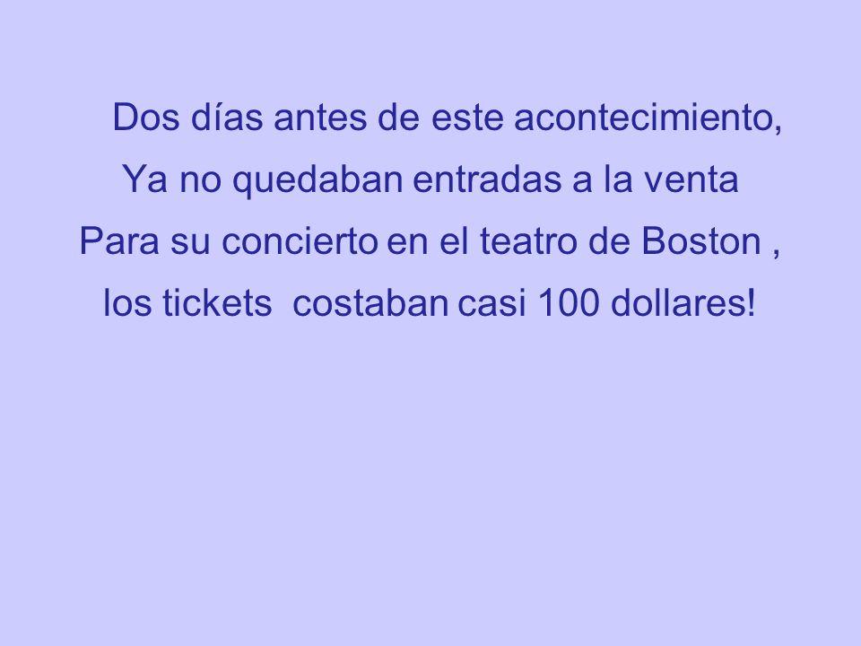 Nadie pensó en que Joshua Bell era el violinista, uno de los mejores músicos del mundo. En los pasillos del metro tocó unas de las más difíciles parti