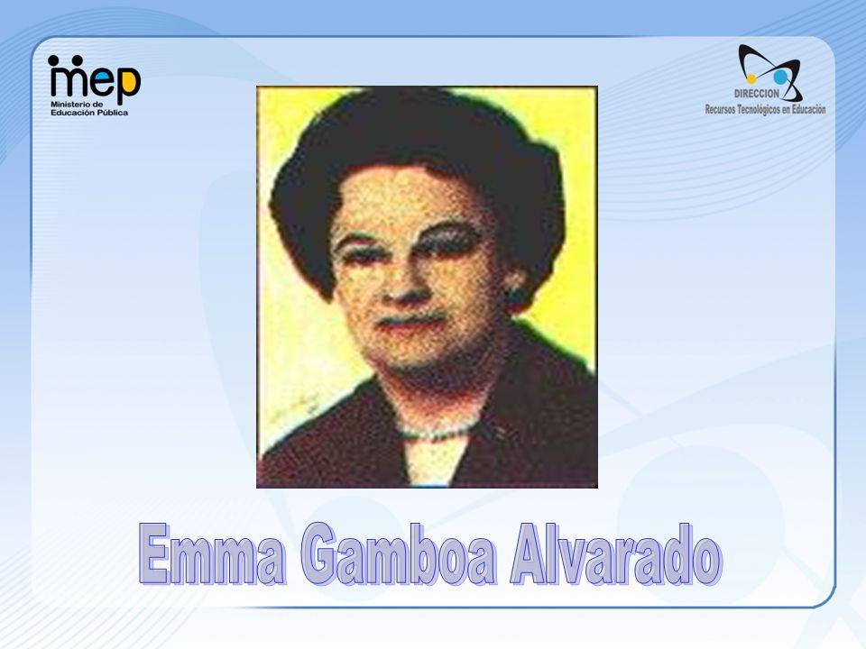 Referencias Gamboa, Emma.(1973). Instante de la rosa.