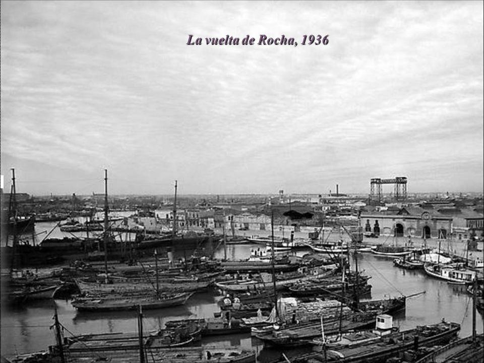 Puerto, 1936