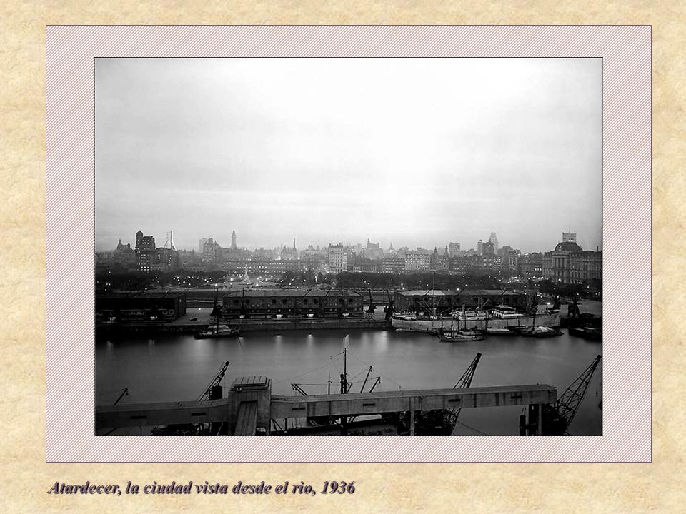 La vuelta de Rocha, 1936