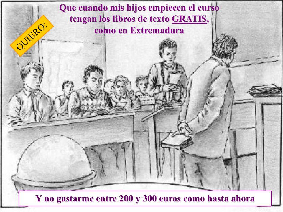 QUIERO: que en Melilla cuesta 19 euros, sea lo que yo pague, en vez de los 44,65 euros que yo desembolso Que la I.T.V.,