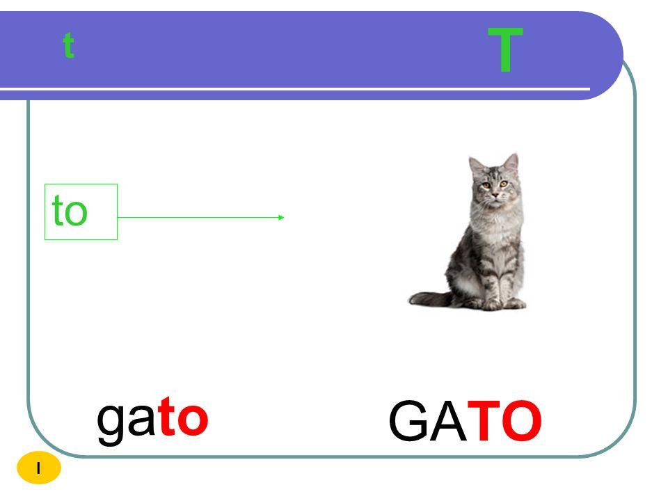 t T toro TORO to I