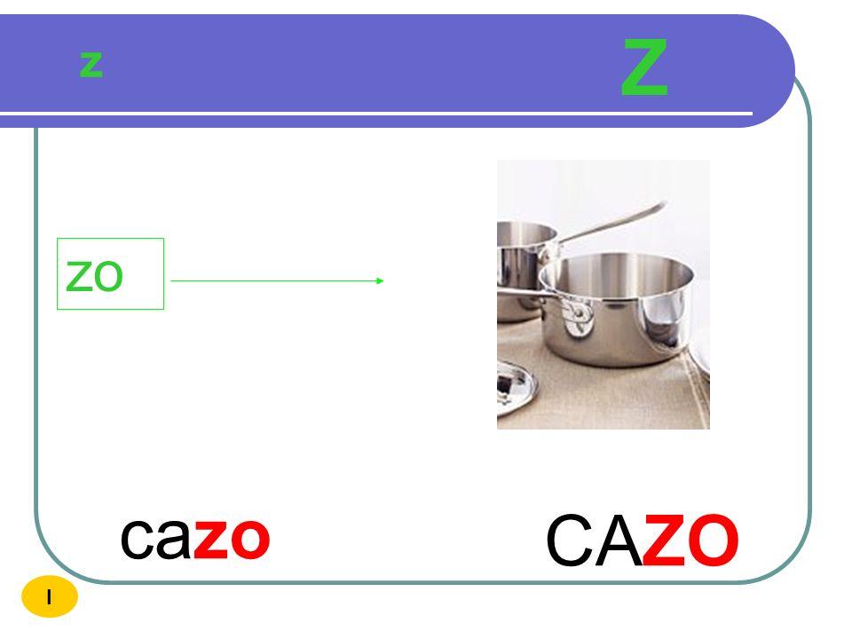 z Z Cubo de zinc ZINC zi I