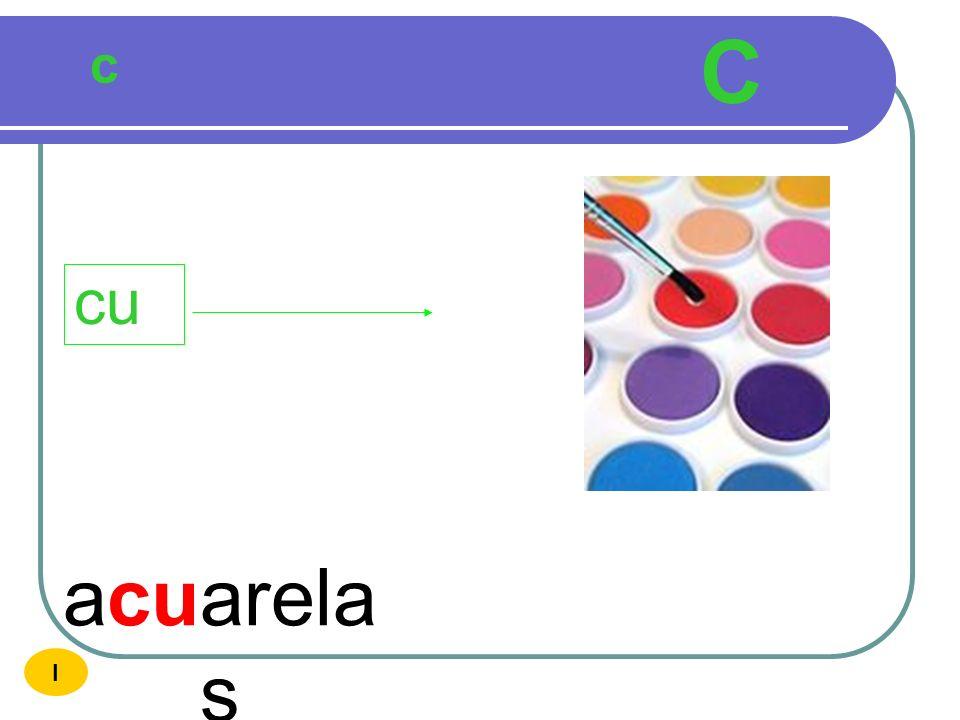 c C cubo cu I