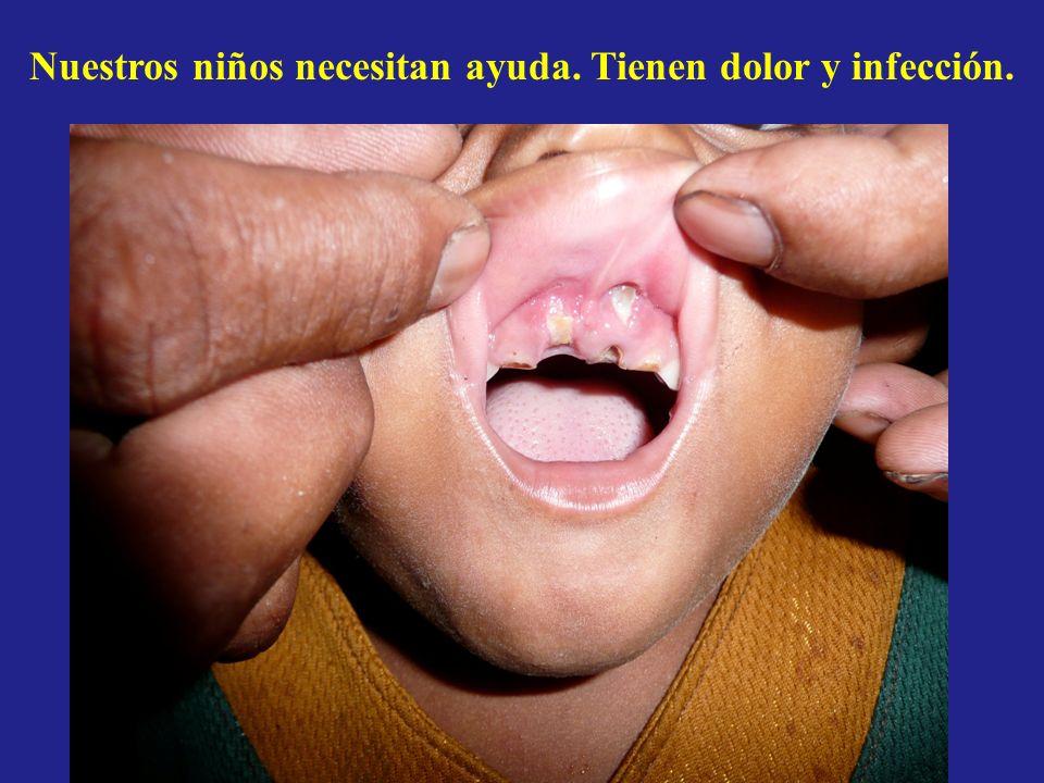 En Conclusión… Di a los padres: La importancia de tener dientes saludables.