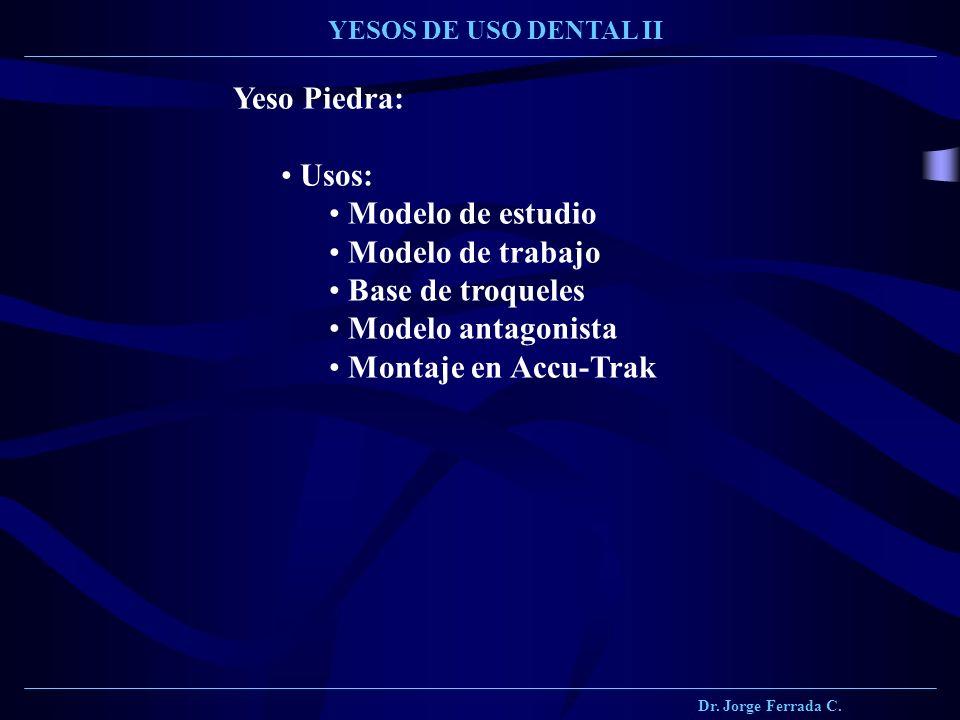 Dr. Jorge Ferrada C. ELECTRODEPÓSITOS ELECTRODEPÓSITOS DE PLATA