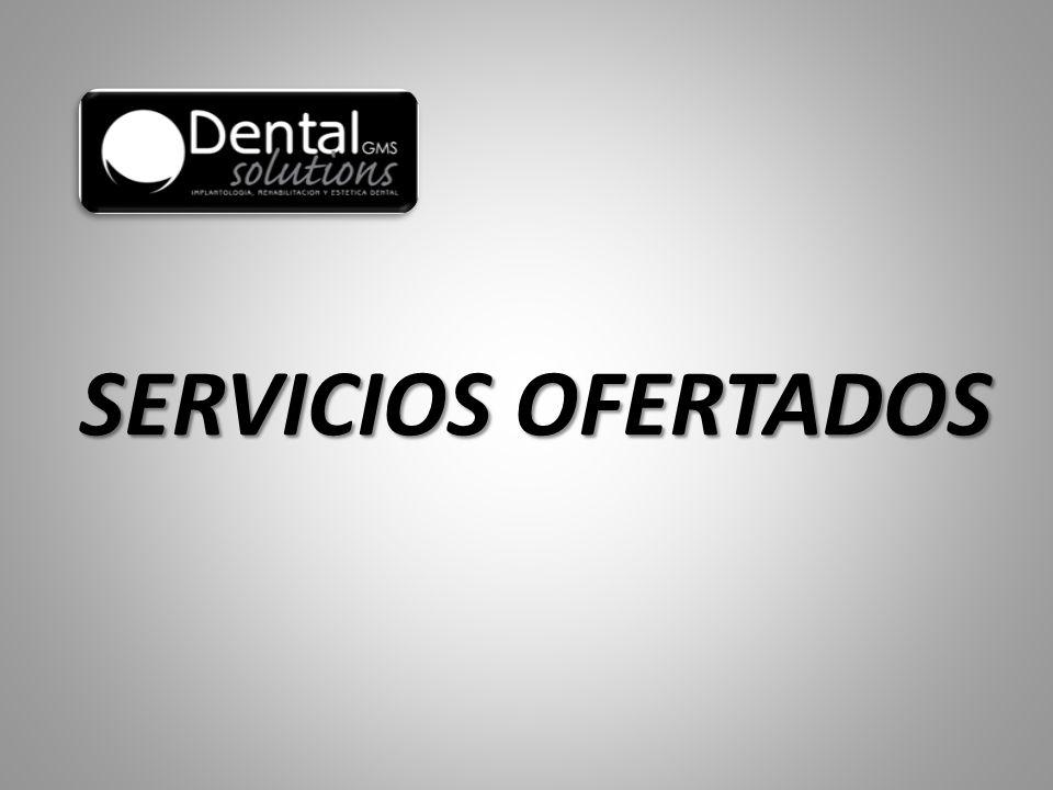 En la práctica general realizamos el estudio, tratamiento y prevención de las afecciones bucales.