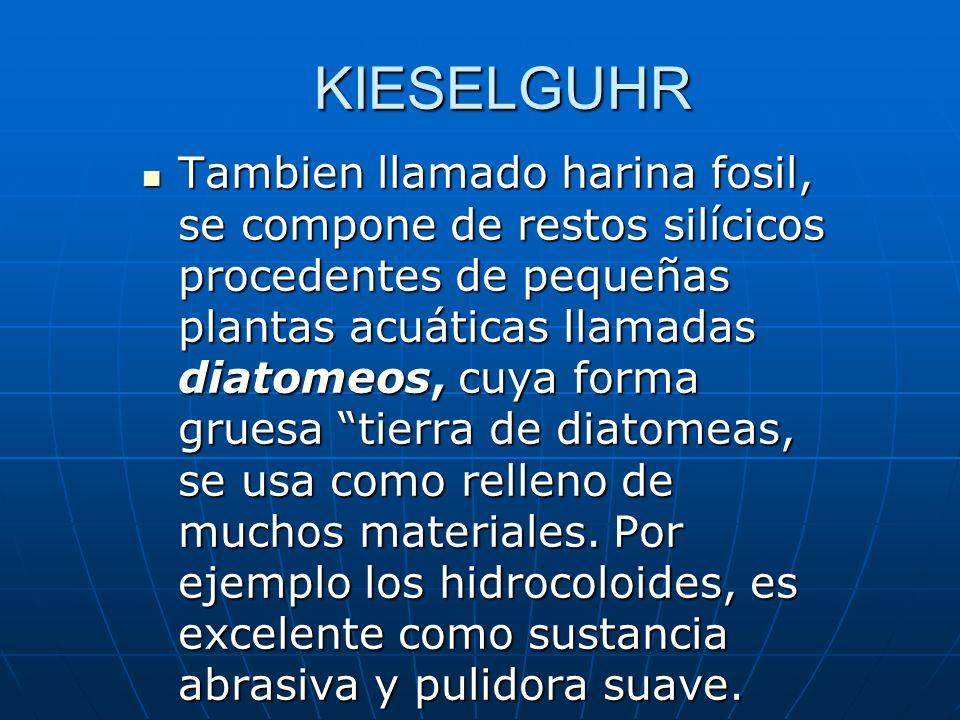 TRIPOLI Sustancia abrasiva y pulidora que se confunde con el kieselguhr, con el que se llega a sustituír, proviene de ciertas rocas porosas, descubiertas en el norte de Africa, cerca de Trípoli, de ahí su nombre.