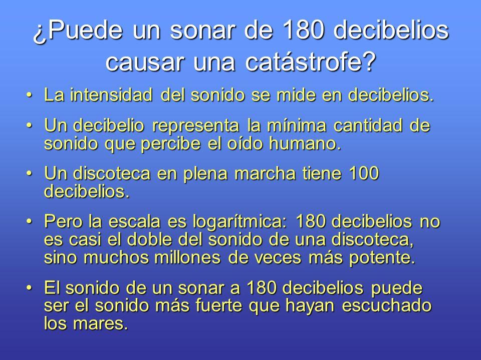La intensidad del sonido se mide en decibelios.La intensidad del sonido se mide en decibelios. Un decibelio representa la mínima cantidad de sonido qu