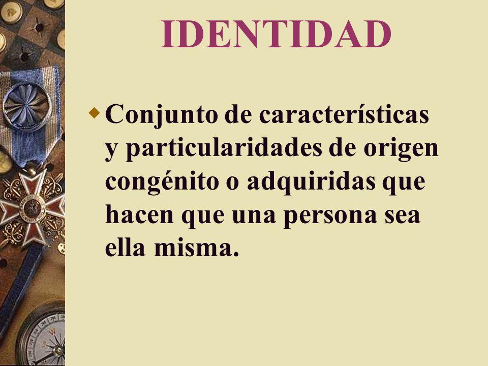 IDENTIFICACION 1.IDENTIDAD RESEÑA