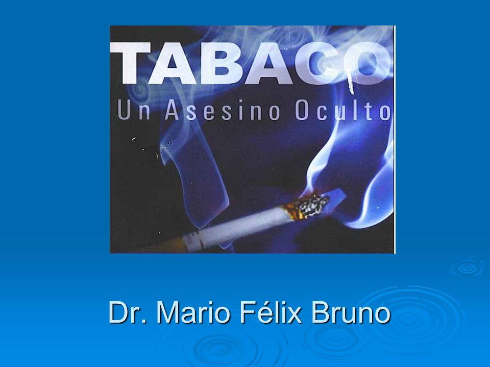 Dr. Mario Félix Bruno