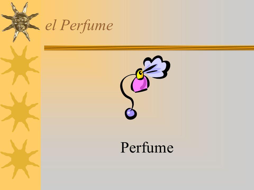 el Perfume Perfume