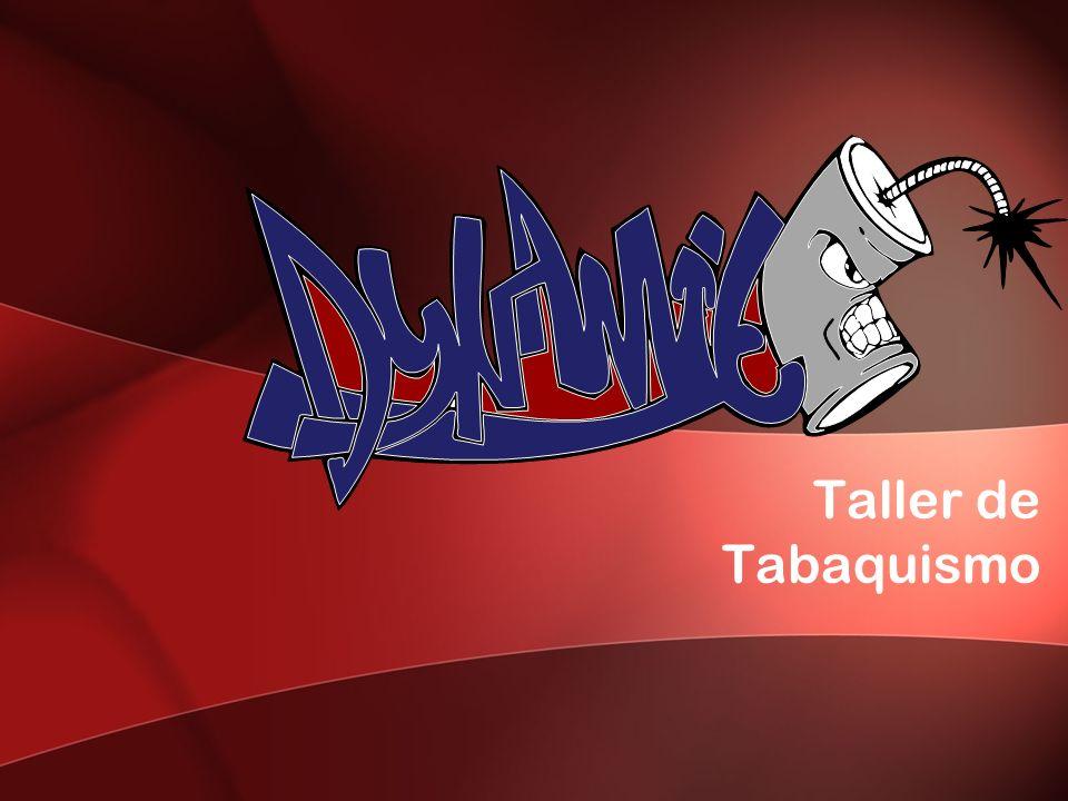 Taller de Tabaquismo
