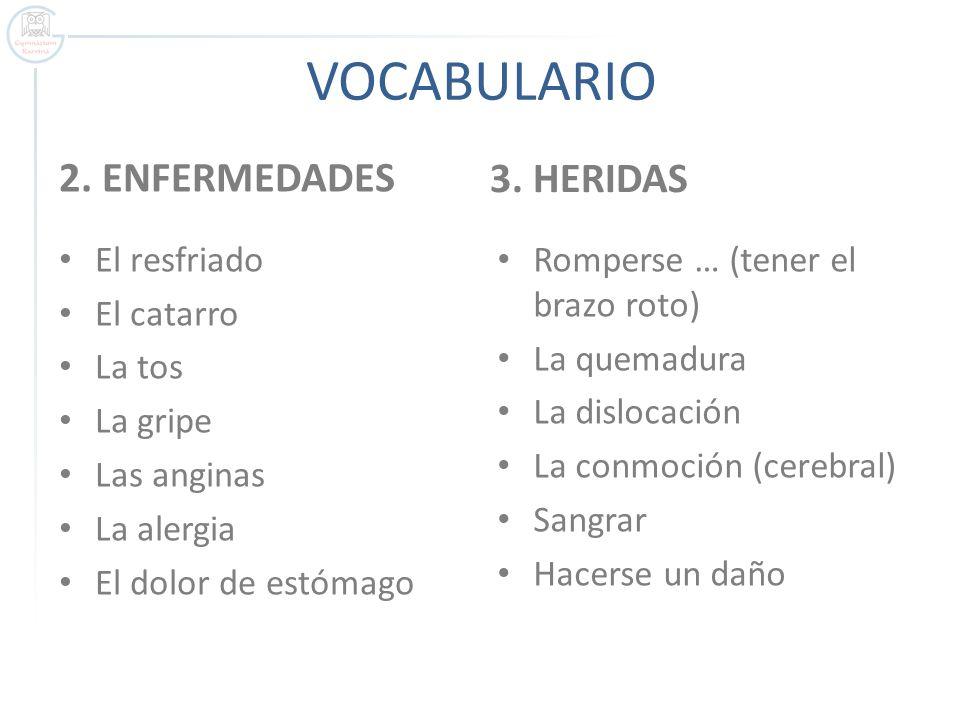VOCABULARIO 4.