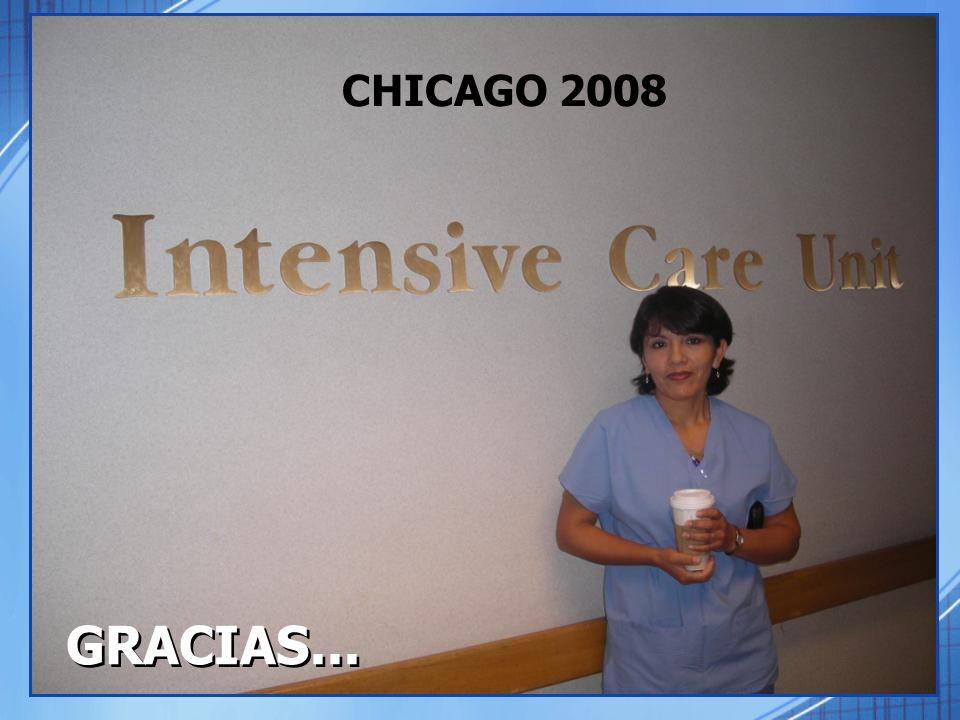 GRACIAS... CHICAGO 2008