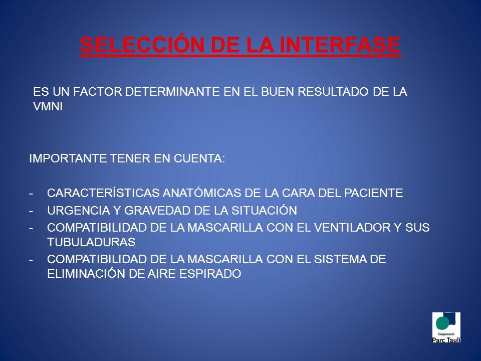 ELECCIÓN DE LA MASCARILLA ADECUADA Existen múltiples y variados diseños.