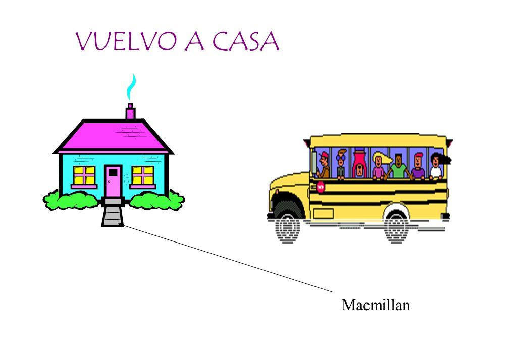 VUELVO A CASA Macmillan