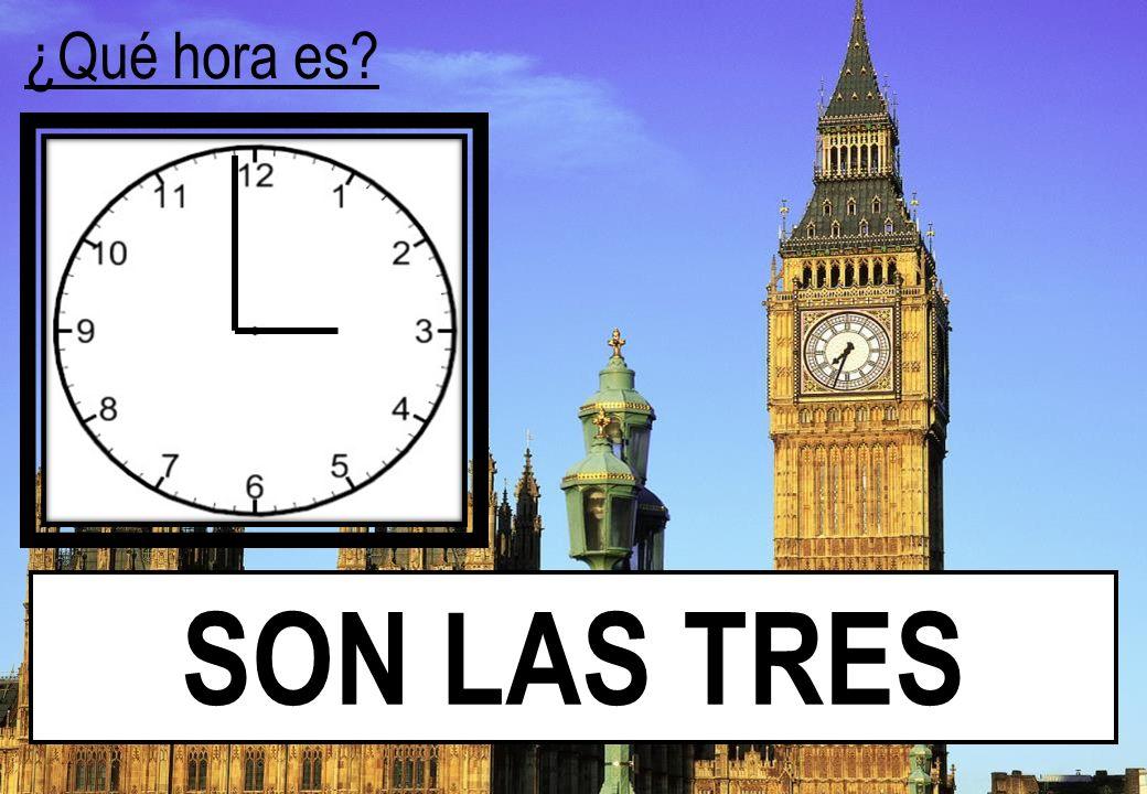 LA PRUEBA- THE TEST!.Write the sentences below in Spanish for yourself 1.