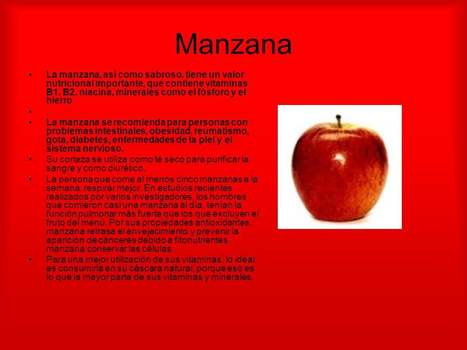 Plátano El plátano de alto valor nutritivo, da energía, es libre de grasa y no contiene colesterol.