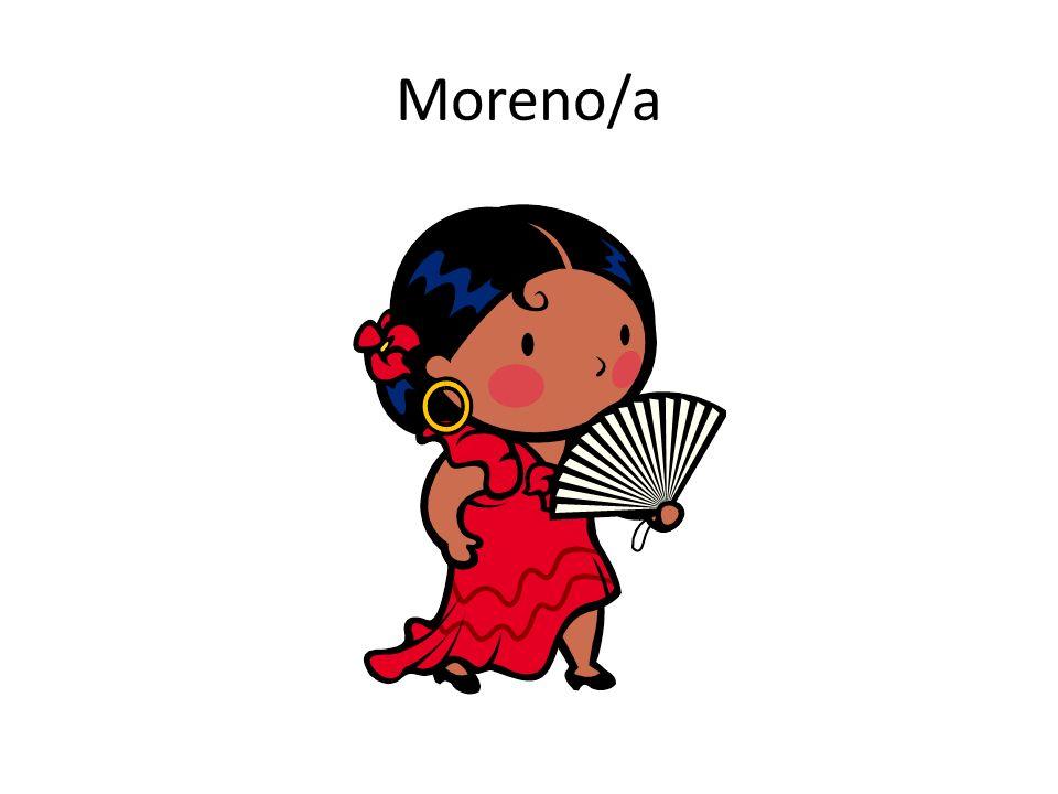 Moreno/a