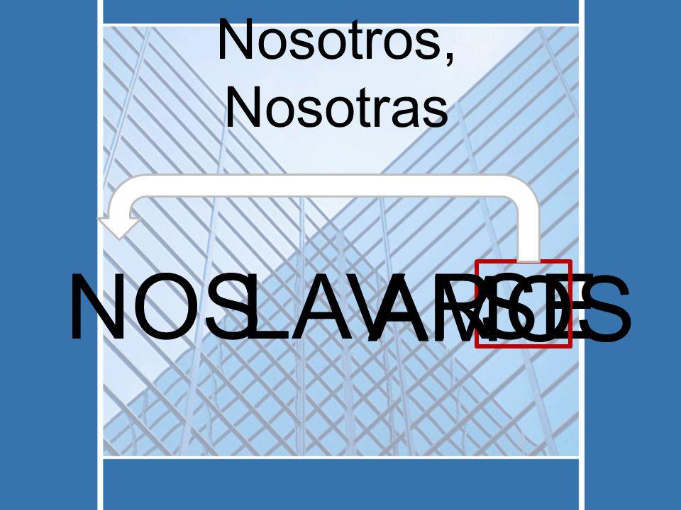 SELAVNOSAR AMOS Nosotros, Nosotras