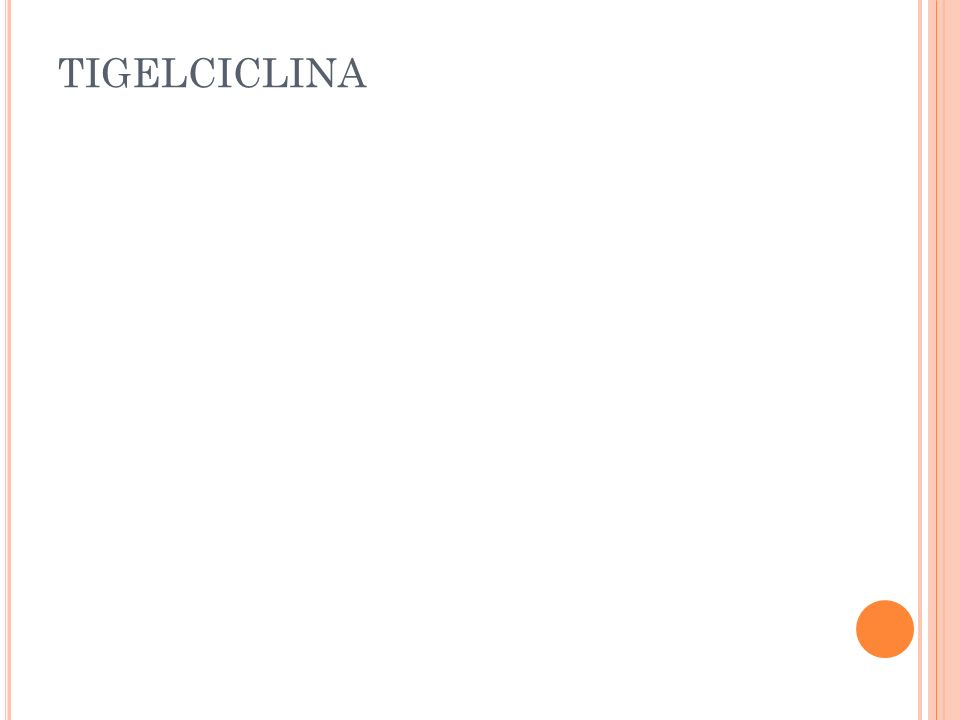 TIGELCICLINA