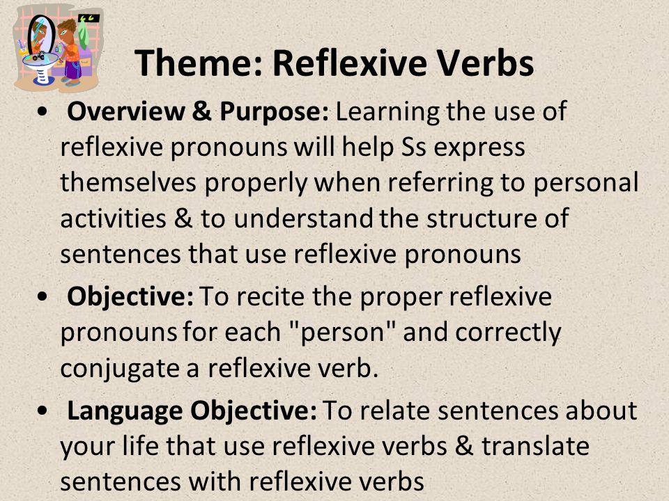 Choose the appropriate reflexive pronoun.1.You take a shower.
