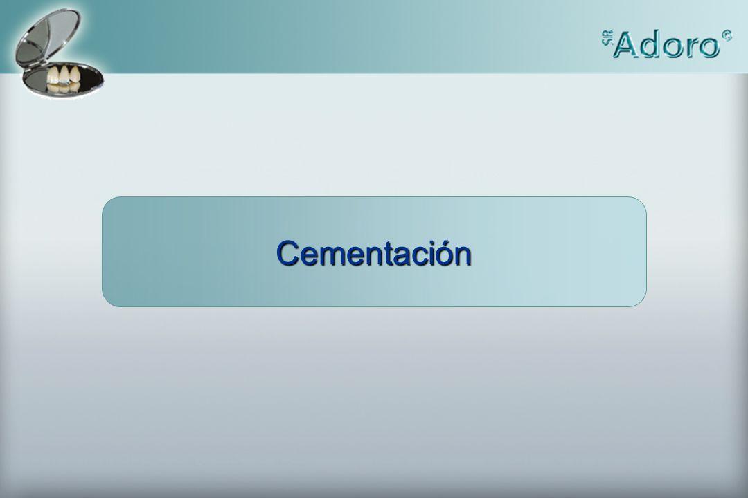 Cementación